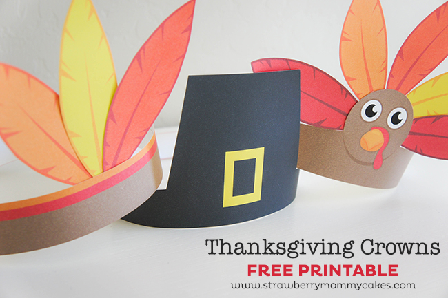 Simplicity image for printable thanksgiving craft