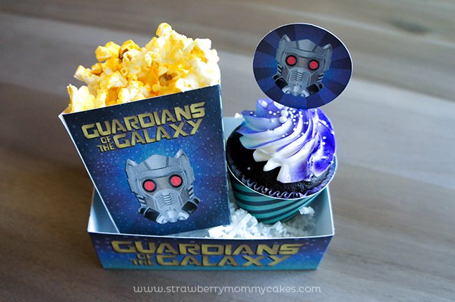 Guardians of the Galaxy Party Ideas