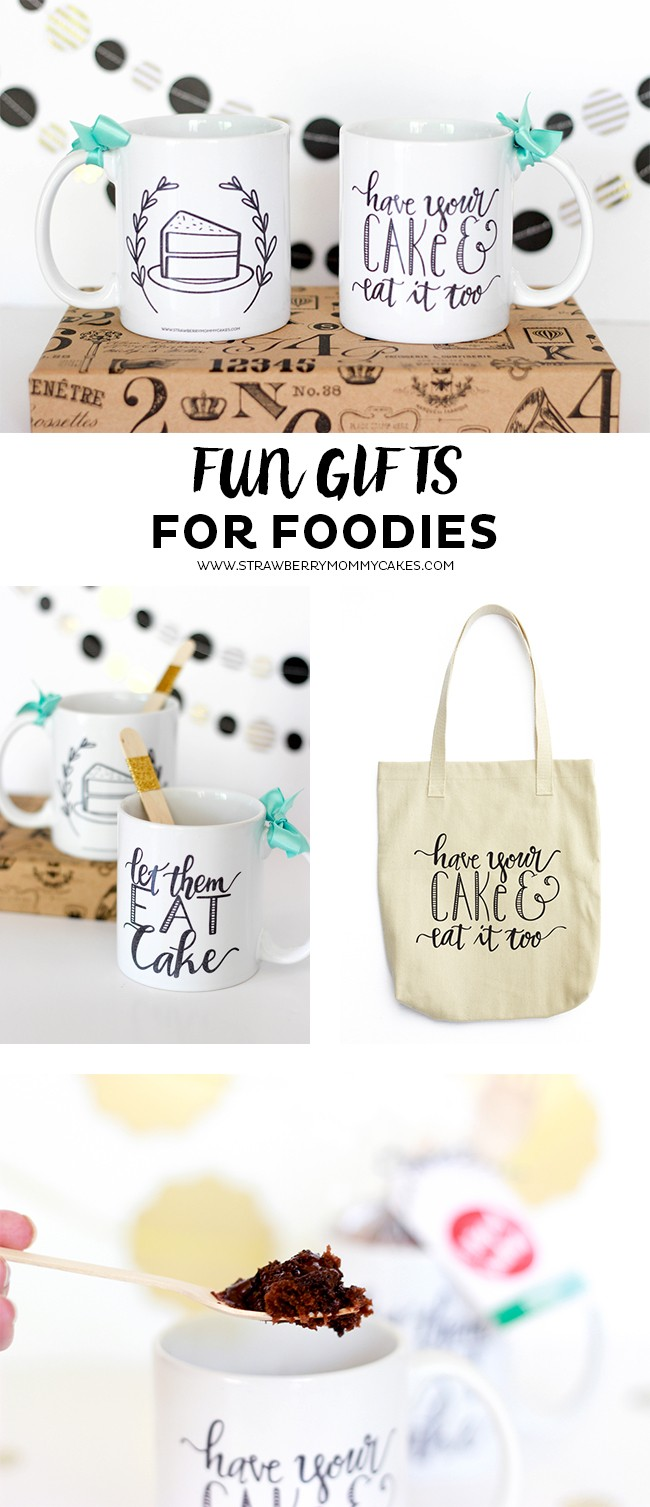 fun gifts for foodies and kids printable crush. Black Bedroom Furniture Sets. Home Design Ideas