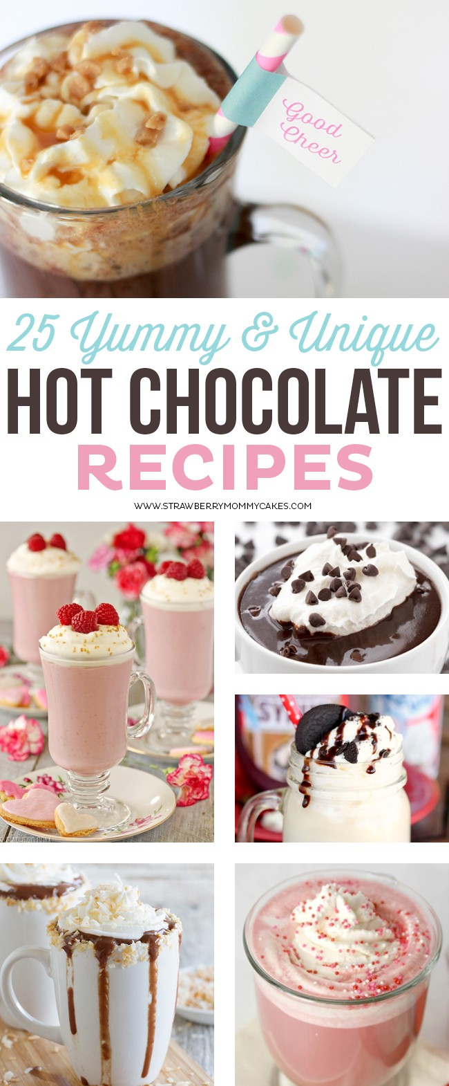25 Unique French Nail Art Ideas On Pinterest: 25 Yummy And Unique Hot Chocolate Recipes