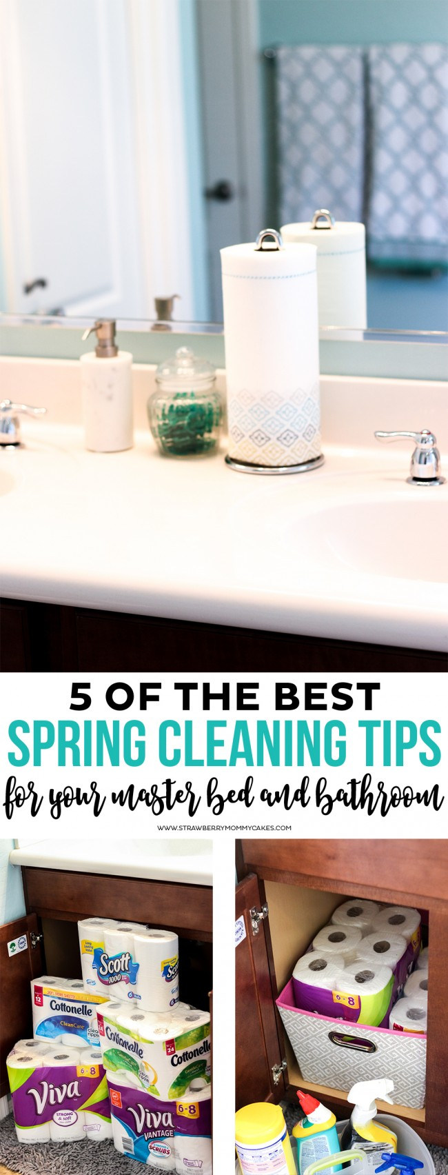Best Spring Cleaning Tips 5 of the best spring cleaning tips for your master bed and