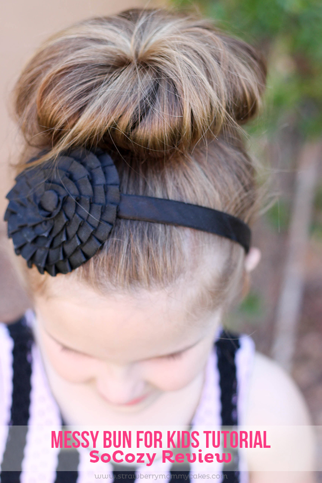 http://strawberrymommycakes.com/wp-content/uploads/2015/03/Messy-Bun-for-Kids-SoCozy-Review-18.jpg