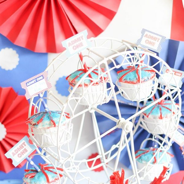 4th of July Carnival Party