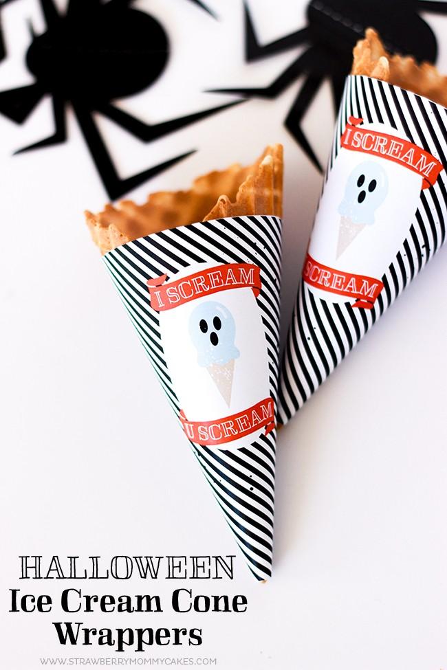 25 AMAZING Halloween Treats and Printables