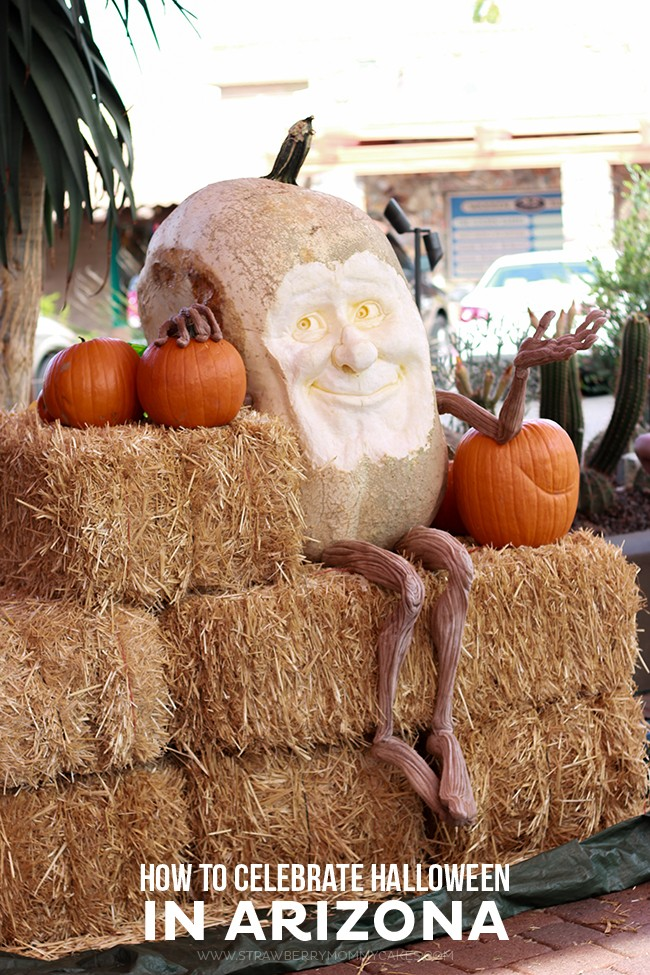 How to Celebrate Halloween in Arizona