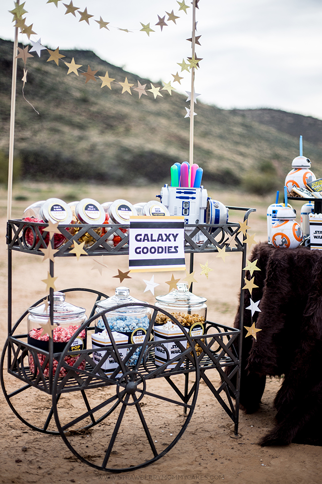 How to Throw the BEST Star Wars Party EVER!