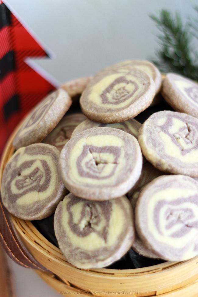 how to make wood grain sugar cookies