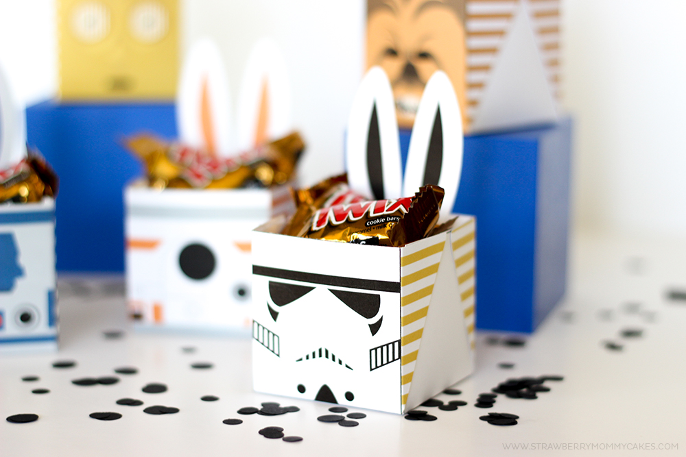 Star Wars Easter Bunny Boxes