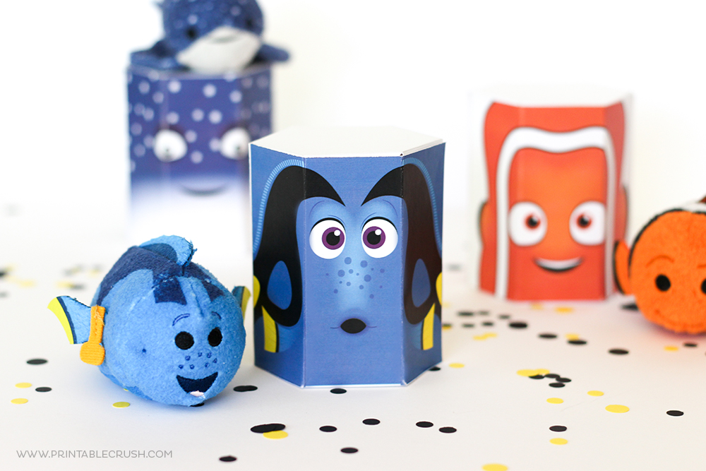 FREE Finding Dory Party Printables