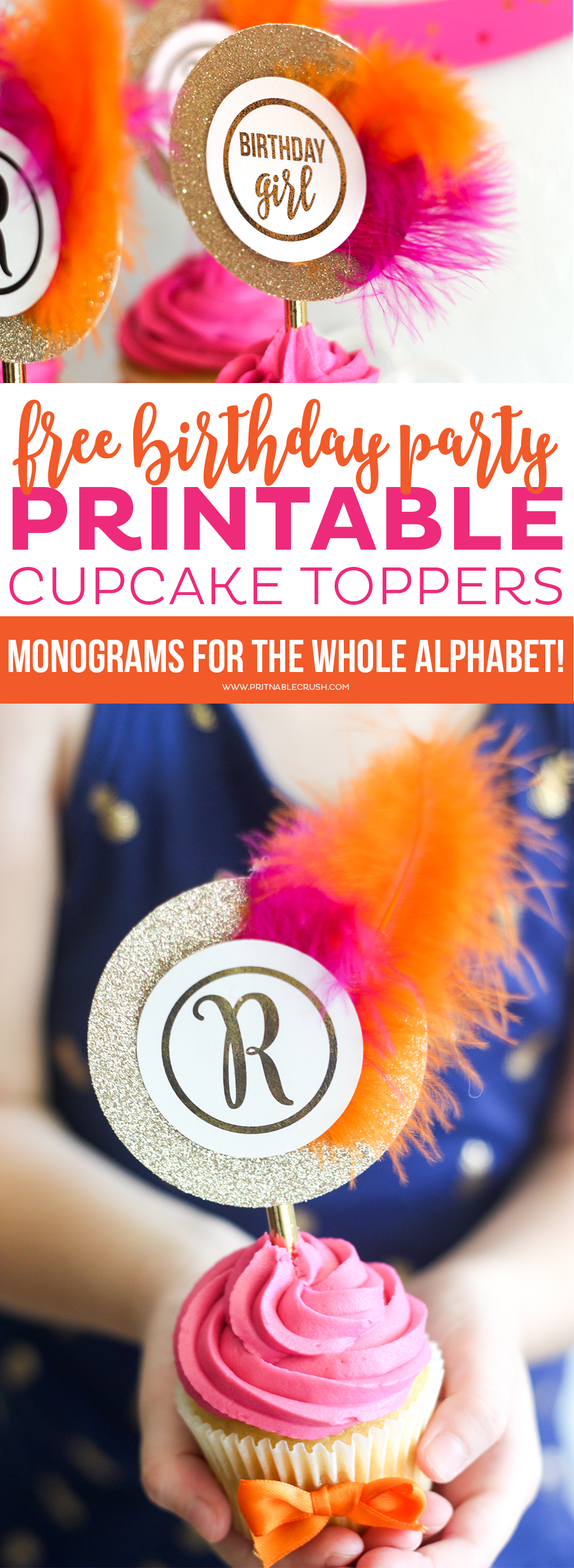 http://printablecrush.com/wp-content/uploads/2016/07/Monogram-Girl-Birthday-Party-35.jpg