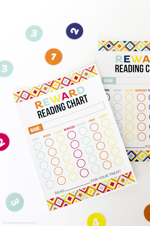 It's just an image of Enterprising Free Printable Reward Charts