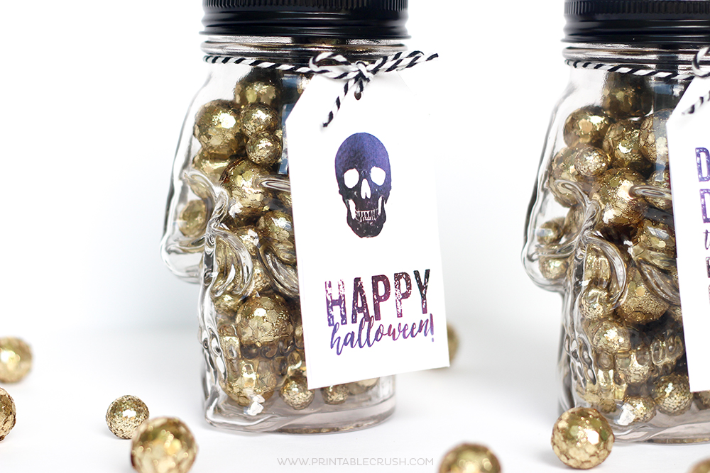 FREE Printable Halloween Gift Card Holders