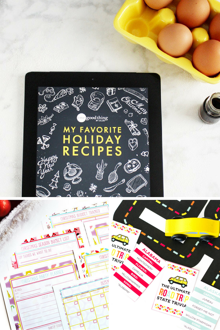 This All Things Christmas Printable Blogger Bundle has everything you need to make Christmas extra magical for your family this year! Hurry and grab it because it's only available for 3 DAYS!!