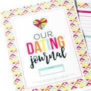 Get this amazingly fun Cheap Date Night Printable kit for activities to keep you and your significant other entertained for numerous date nights!