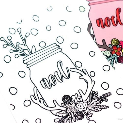 learn to create christmas coloring book in photoshop in this amazingly easy tutorial you