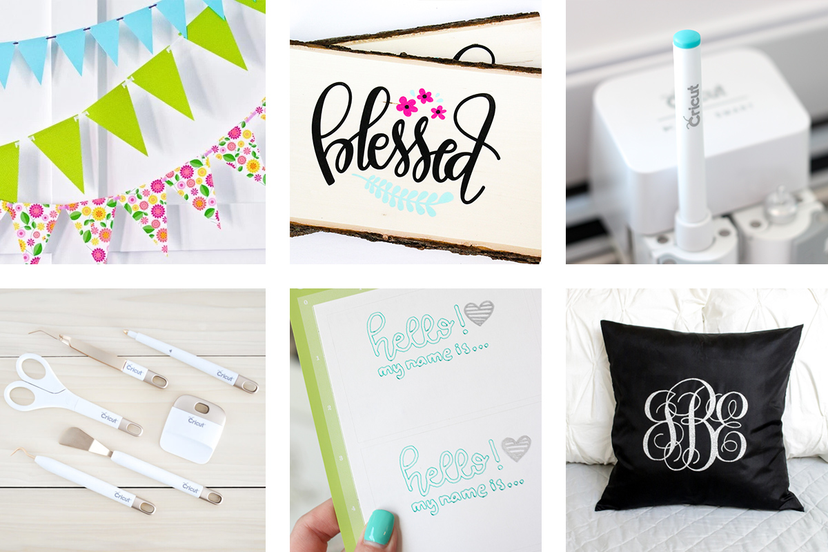 23 of The BEST Cricut Tutorials