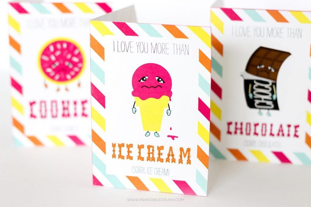FREE Printable Funny Valentine Cards