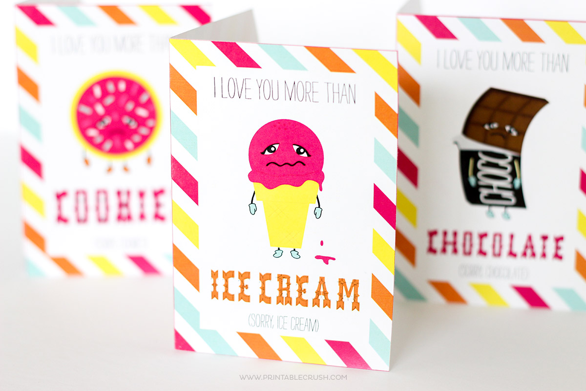 Free Printable Funny Valentine Cards Printable Crush