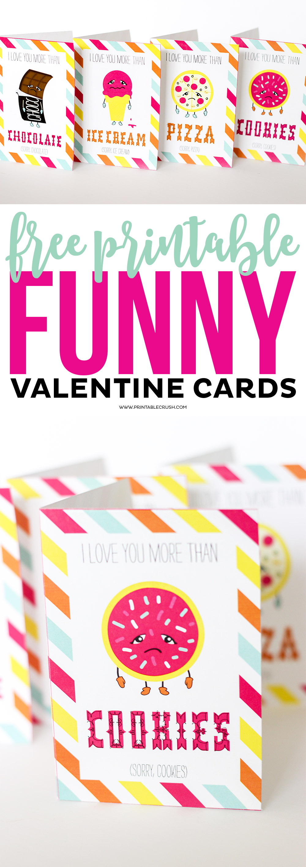 FREE Printable Funny Valentine Cards Printable Crush – Valentine Cards Funny