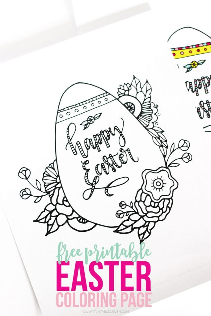 27 Of The BEST Easter Printables And Tutorials Printable