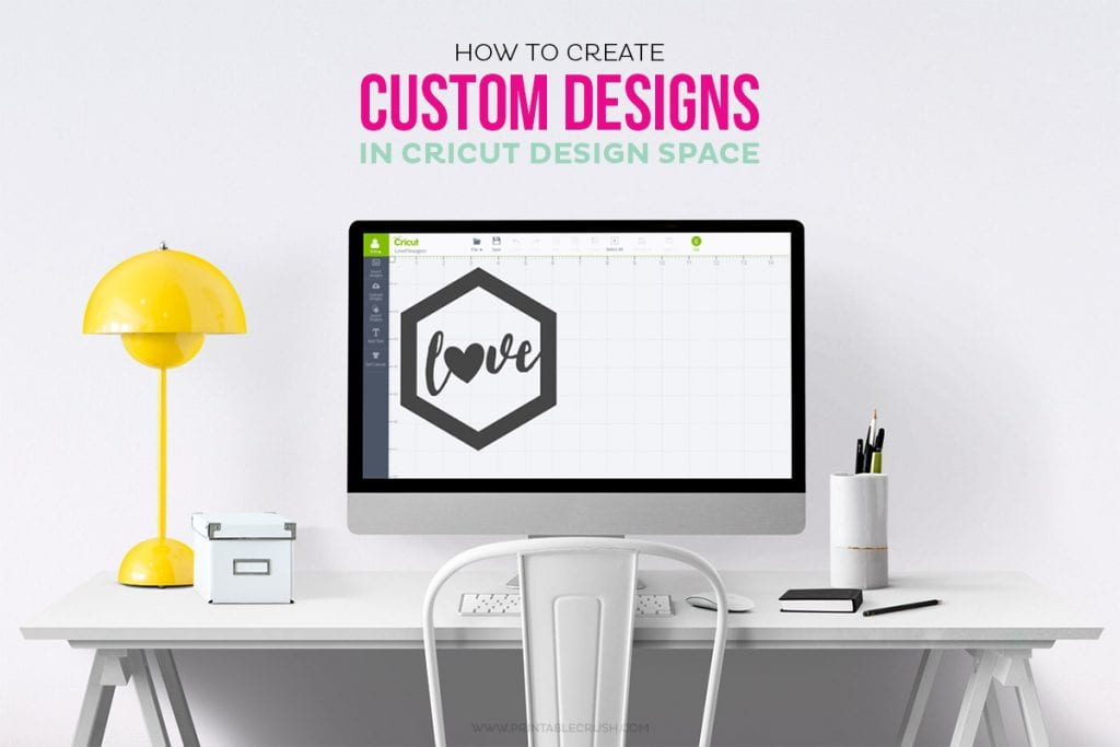 How to Create Custom Designs in Cricut Design Space