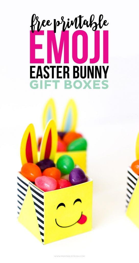 27 Easter Printables and Tutorials- so many cute ideas on PrintableCrush.com