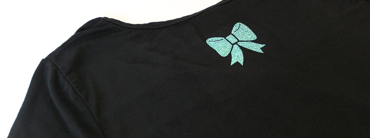 How to Make Personalized Shirts with Iron-On Vinyl