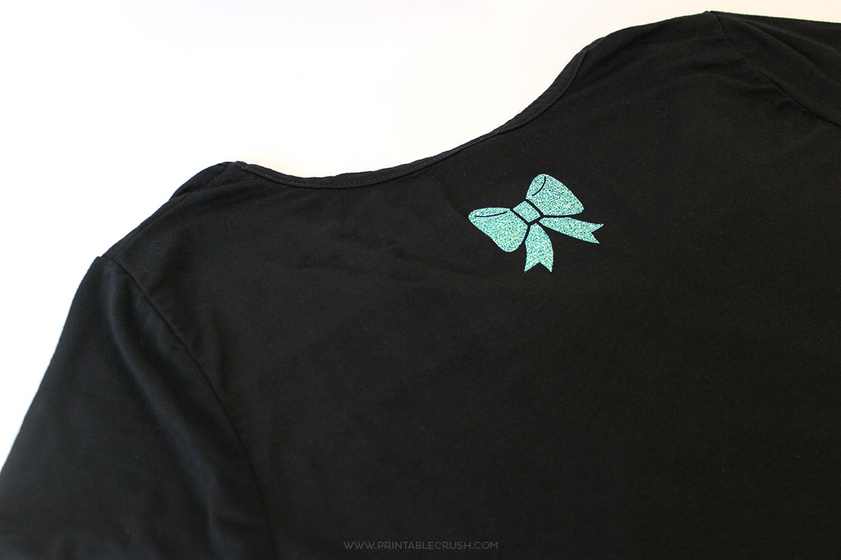iron on vinyl how to easily make personalized shirts