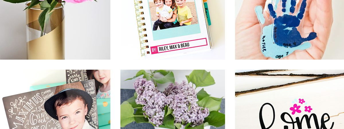 23 Easy DIY Mother's Day Gift Ideas