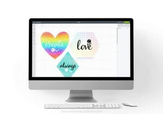 Get started with the NEW Cricut Design Space with these easy to follow tips and tutorials. The new program is SO easy to use, you'll start creating fast!