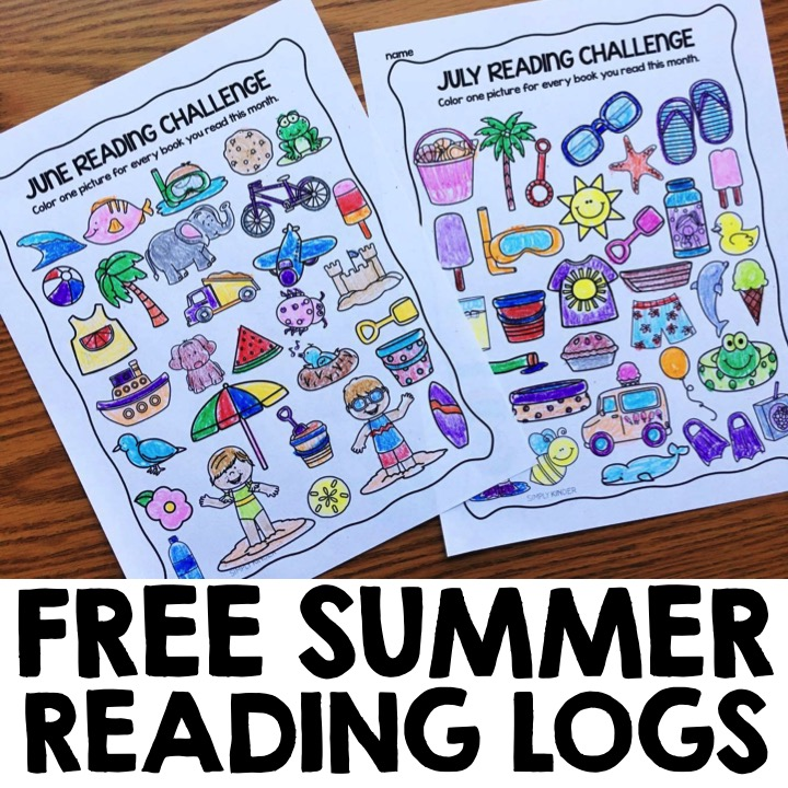 23 Fun Summer Coloring Pages on PrintableCrush.com