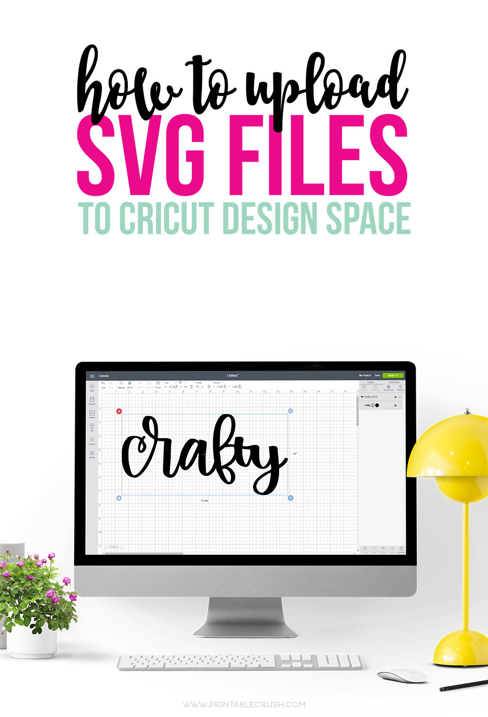 how to upload svg files to cricut design space printable