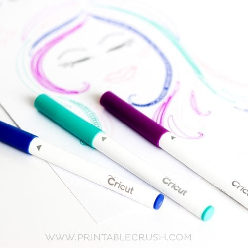 How to Create Custom Cricut Pen Illustrations