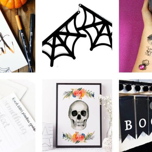 13 FUN & FREE Halloween Printables