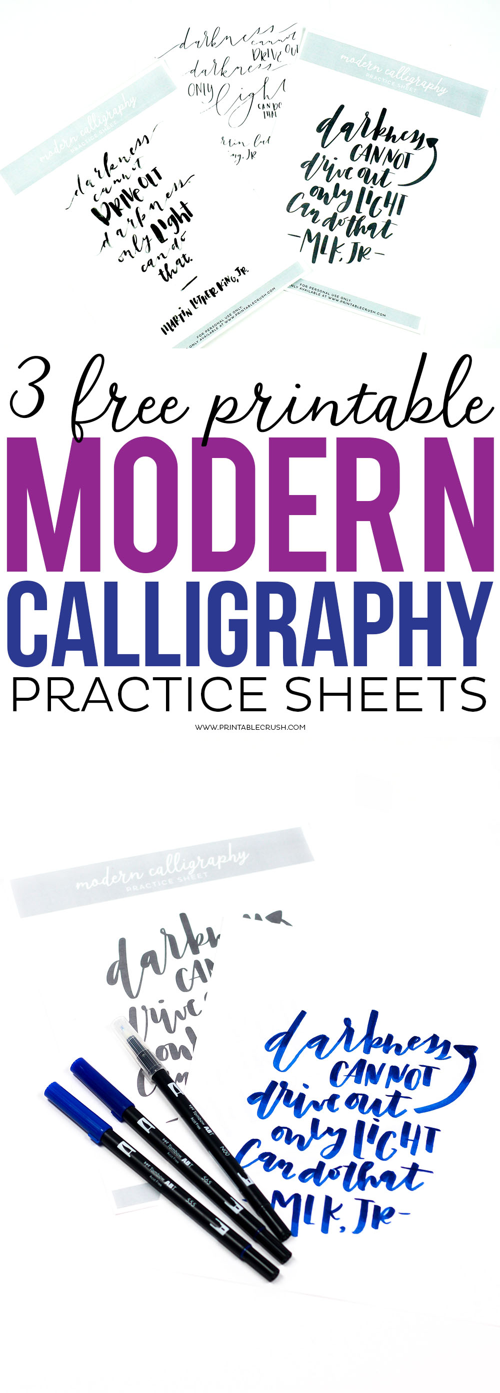 Printable calligraphy practice sheets popflyboys